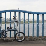 16インチで38km/hで走るクレイジーな折り畳み自転車DAHON Curve SL