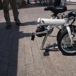 DAHONに乗る私が折りたたみ電動アシスト自転車FIATに試乗してみた