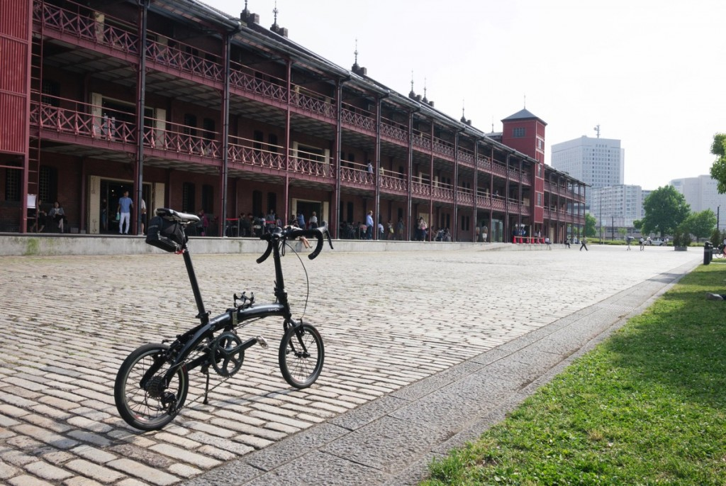 DAHONで行く輪行サイクリング【横浜ミニベロフェスタ2015編】
