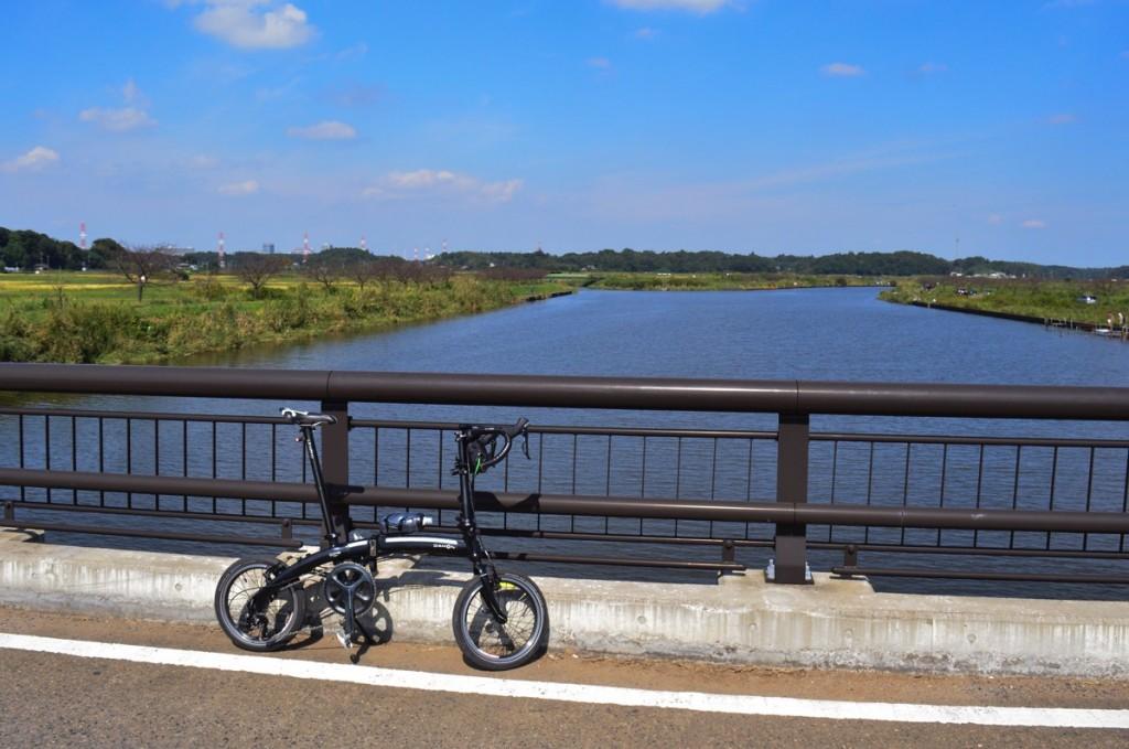 DAHONで行く輪行しないサイクリング【道の駅「やちよ」近くにある印西市cafe mimosa編】