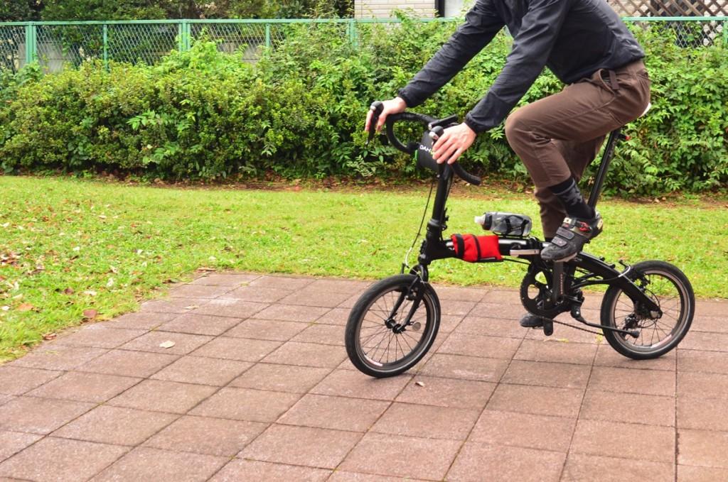 1年使ったから言える!narifuri 8分丈バイクパンツNF649は最高の自転車パンツ!!