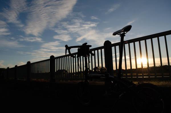 冬はつとめて、早朝サイクリングのおすすめ♪