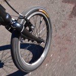 DAHON Curve D7のために新しいタイヤKenda K-west 32-305を購入した!【その2走行編】