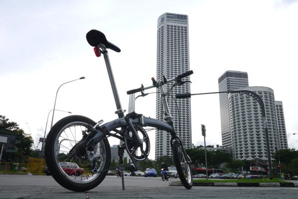 Singapore by dahon
