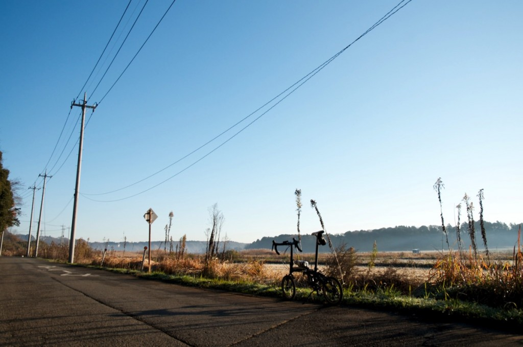 DAHON Curve D7で行く輪行サイクリング【冬はつとめて手賀沼編】