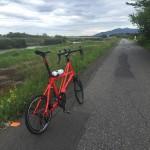 折りたたみ自転車Tyrell FXでいく輪行サイクリング!【ヒルクライム筑波山その2:つくばりんりんロード編】