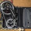 折りたたみ自転車DAHON Curve D7をスーツケースに入れてみた!