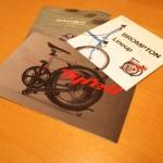 折りたたみ自転車を買うゼィ!と意気込んでBROMPTONとTyrell IVEで悩んだ話