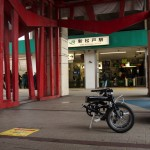 折りたたみ自転車DAHON Curve D7で関宿城まで行って学んだこと