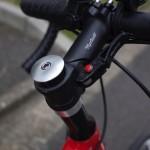 折りたたみ自転車Tyrell FXのハンドル操作に違和感があるので原因を探ってみた