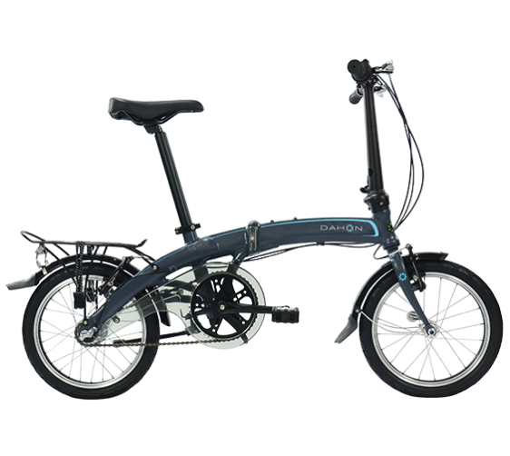 Dahon curve i3 16 2016 gray large