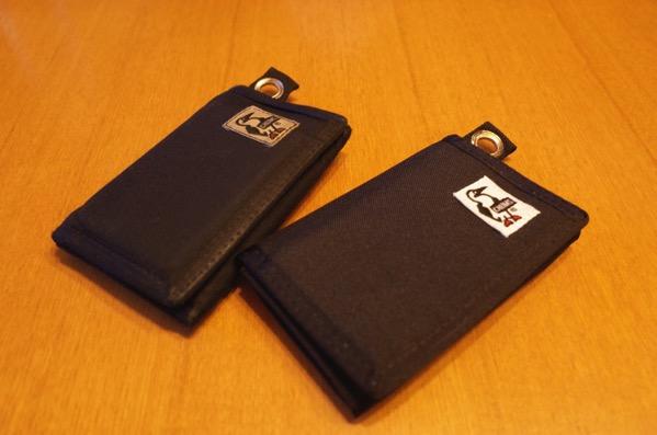 サイクリングにピッタリの財布CHUMS Eco Small Walletは日常利用でも使える財布だ!