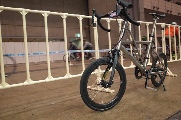 その値段はなんと1,250,000円!クレイジーな折り畳み自転車Tyrell XFに試乗しましたぁーー!!