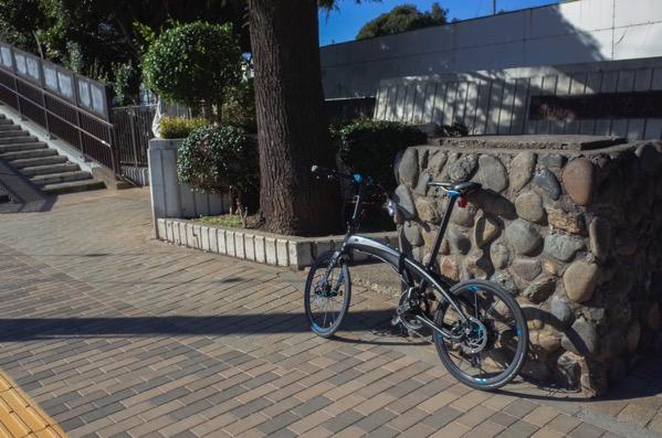 折りたたみ自転車tern Verge X11に試乗してスペック&走行性能にゾクゾクした話!