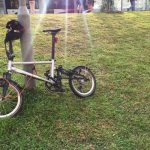 シンガポールのリゾートアイランド、セントーサ島を折りたたみ自転車で1周してみた