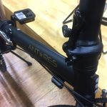 DAHON Speedと真っ向勝負!Y's RoadにANTARESという折りたたみ自転車を見つけました!