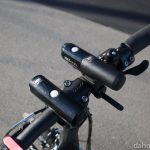 【安全第一】私が自転車フロントライトを2つ装着する3つの理由