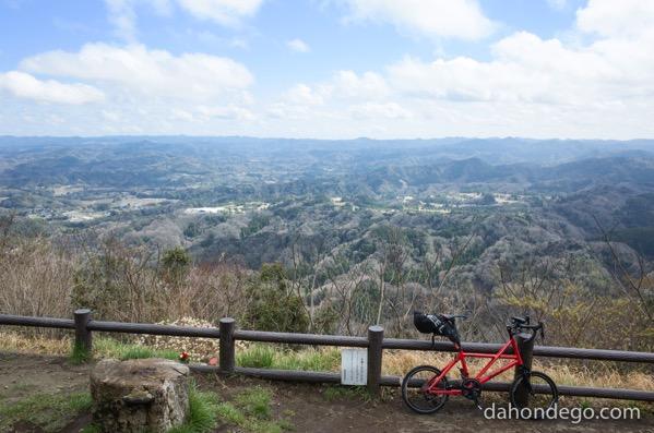 「フロントディレーラーのテストをしよう!」と千葉県鹿野山を登った話