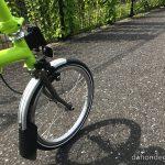 【試乗レポート】チタンモデルBROMPTON(ブロンプトン)S2L-Xは最強の折りたたみ自転車か!?