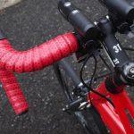 【ロードバイクのバーテープ選び】本当に赤で良いの?やっぱ黒でしょ!?
