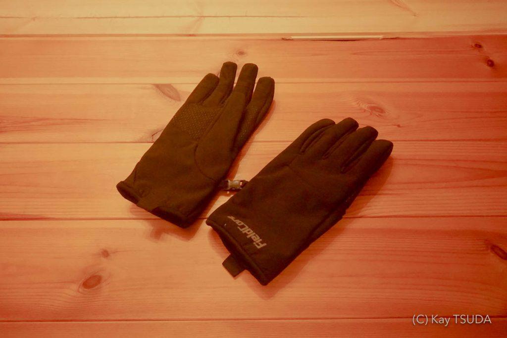 【ワークマン対決】手袋ならイージスとフィールドコアどっち?